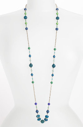 Sequin 'Holiday Hockney' Long Station Necklace (Nordstrom Exclusive)