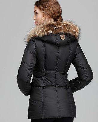 Mackage DUPE Down Coat - Adali Lavish Fur Trim Hood