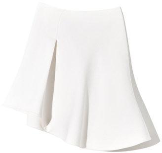 Thierry Mugler White Skirt