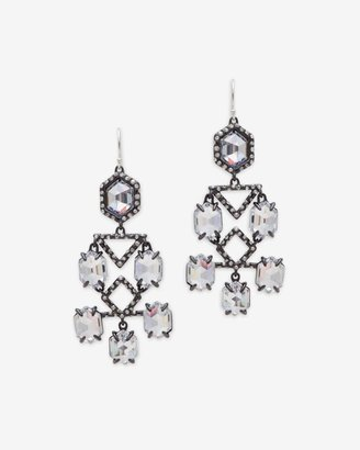 Alexis Bittar Fancy Dangling Chandelier Earrings
