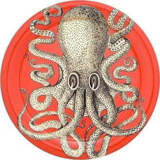 Fornasetti Octopus Print Plate