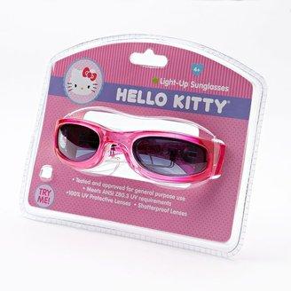 Hello Kitty light-up sunglasses - girls