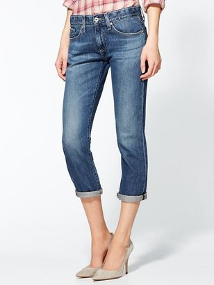 AG Adriano Goldschmied Piper Crop Jeans