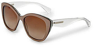 D&G Three Layers Collection Cateye Sunglasses