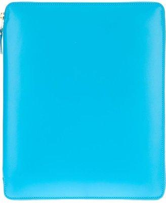 Comme des Garcons logo iPad case