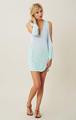 Blue Life Show Off V-Neck Dress