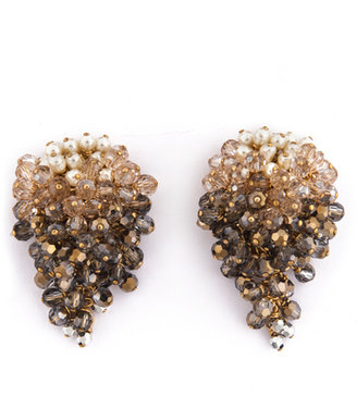 Miriam Haskell Beaches of Greece Earrings