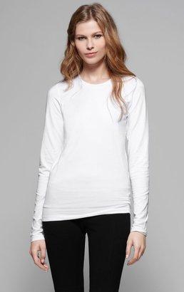 Theory Jackson Stretch Cotton Shirt