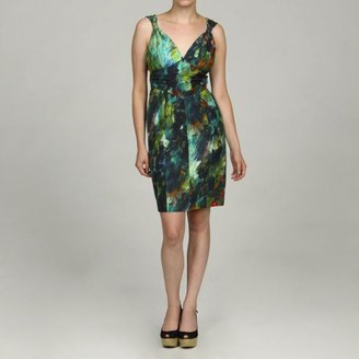 Marc NY Marc New York Women's Gathered Shoulder Dress $64.99 thestylecure.com