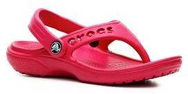 Crocs Baya Girls Toddler & Youth Flip Flop