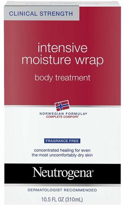 Neutrogena Norwegian Formula Intensive Moisture Wrap Body Treatment Lotion Fragrance Free
