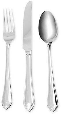 Hampton Forge Flatware, Motif Frosted 20-Piece Set