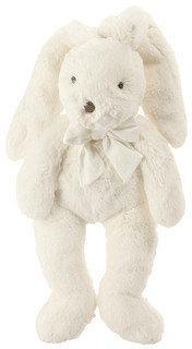 Camilla And Marc THéOPHILE ET PATACHOU white rabbit - 35 cm