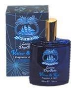 Helan Natural Vetiver & Rum Aftershave (Alcohol Spray)