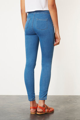 Topshop Jersey High Waisted Jeggings