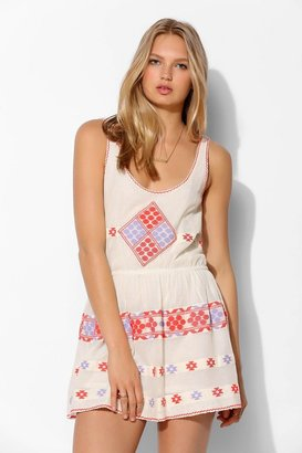 Gat Rimon Auda Fit & Flare Dress