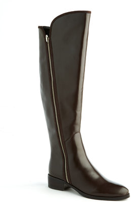 Donald J Pliner Nova Leather Riding Boots