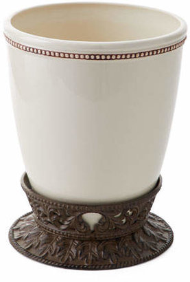 GG Collection G G Collection Ceramic Wastebasket