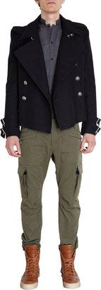 Balmain Ripstop Cargo Pants