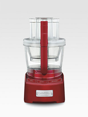 Cuisinart Elite Collection 12-Cup Food Processor/Red
