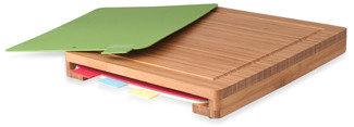 Bed Bath & Beyond Bamboo Chopping Board 5-Piece Set