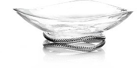 Nambe Braid Collection Centerpiece Bowl