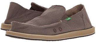 Sanuk Vagabond (Brindle) Men's Slip on Shoes