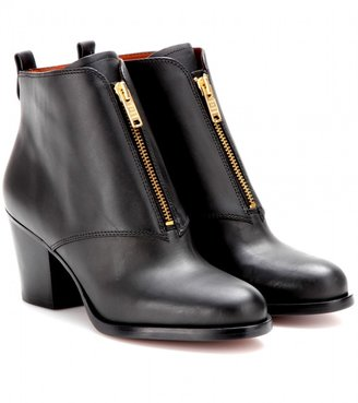 Marc by Marc Jacobs AURELY LEATHER ANKLE BOOTS