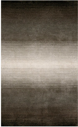 Liora Manne Area Rug, Ombre 9620/47 Stripes Grey 5' x 8'