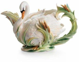 Swan Lake Teapot