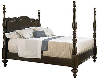 Paula Deen California King Bed, Savannah