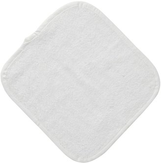 American Baby Company Hooded Towel & Washcloth Set - White