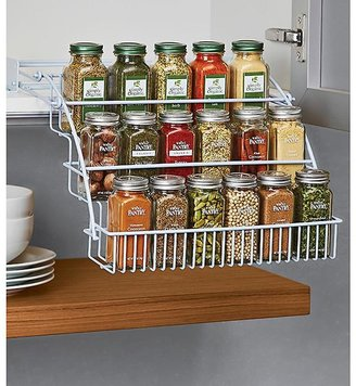 Container Store Pull-Down Spice Rack