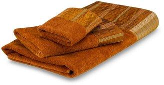 Avanti Sierra Bath Towel Collection in Copper