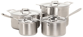 All-Clad d5 Brushed 14-Piece Set
