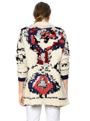 Etoile Isabel Marant Wool Blend Cardigan