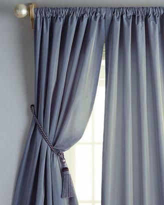 "Freda Eastern Accents Each 20""W x 108""L Pinch-Pleat Kate Curtain"