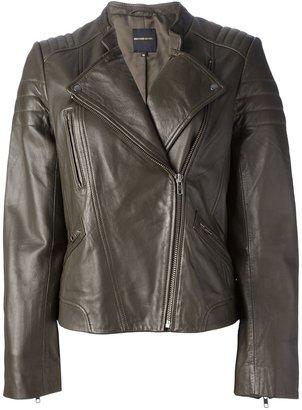 Gerard Darel 'MC' jacket with shoulder details
