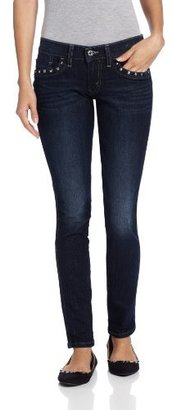 Levi's Women's 524 Skinny Jean with Studs