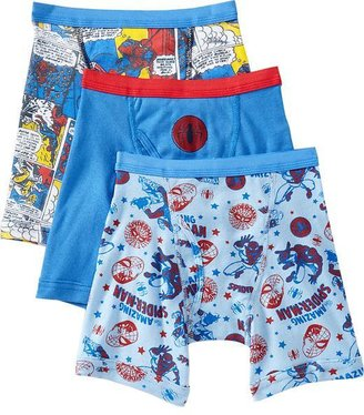 Fruit of the Loom Boys Underoos® Boxer-Brief 3-Packs
