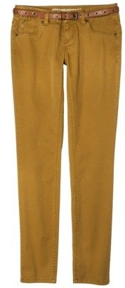 Mossimo Juniors Skinny Pant - Assorted Colors