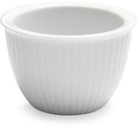 Sur La Table White Custard Cup, 6 oz.
