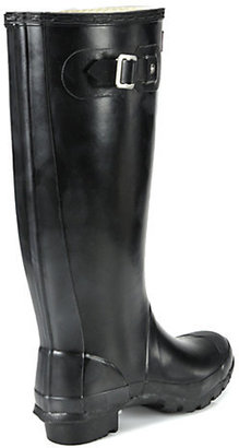 Hunter Huntress Wide-Calf Rain Boots