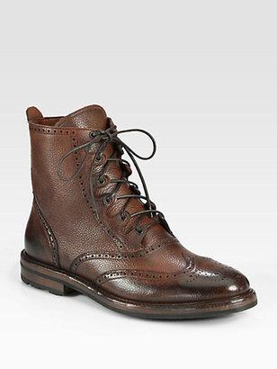 Ralph Lauren Mundesley Brogue Boot