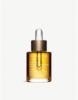 Clarins Lotus face treatment oil combinationoily skin 30ml