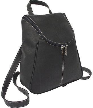 Piel U-Zip Flap Backpack