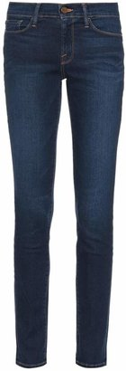 FRAME Le Skinny de Jeanne mid-rise jeans $238 thestylecure.com