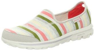 Skechers Women's Go Walk Stripy Flat