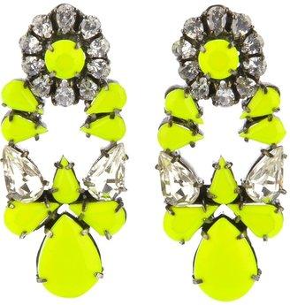 Shourouk 'Mia' earrings
