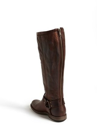 Frye 'Phillip Harness' Tall Boot (Extended Calf)